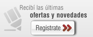 Registrate a nuestro Newsletter