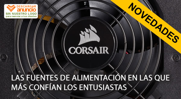 Novedades Corsair