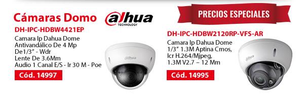 Kit de vigilancia Dahua