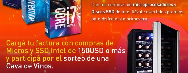Micros Intel i3 e i5