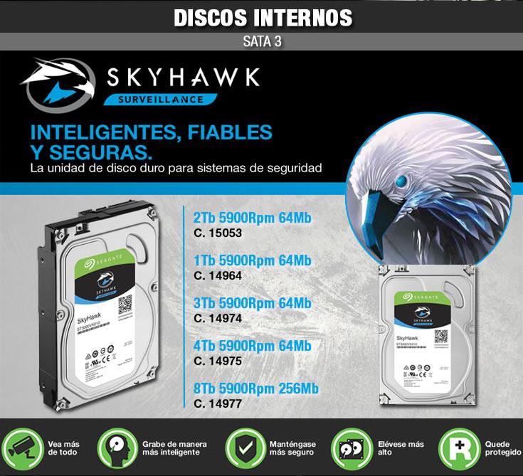 Discos Skyhawk