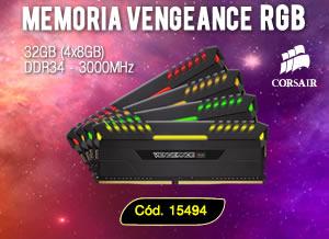 Memoria Corsair RGB