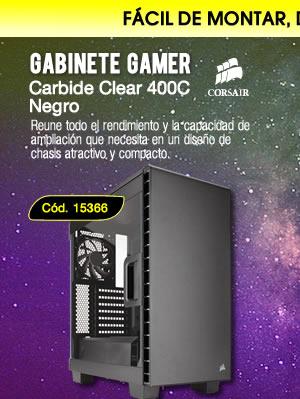 Gabinete Gamer Corsair